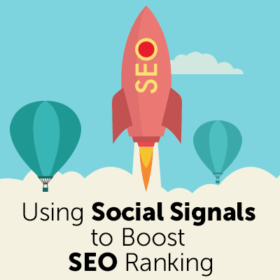 boost SEO ranking through social and referral marketing