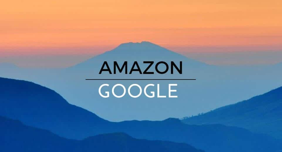 The Amazon vs Google Comparison – May 24, 2017