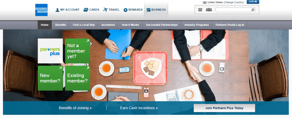 American Express Partners Plus
