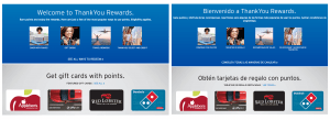 Citibank Thankyou Rewards