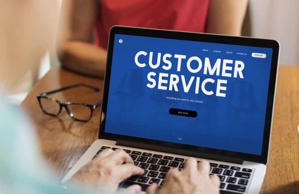 Customer service -customer retention