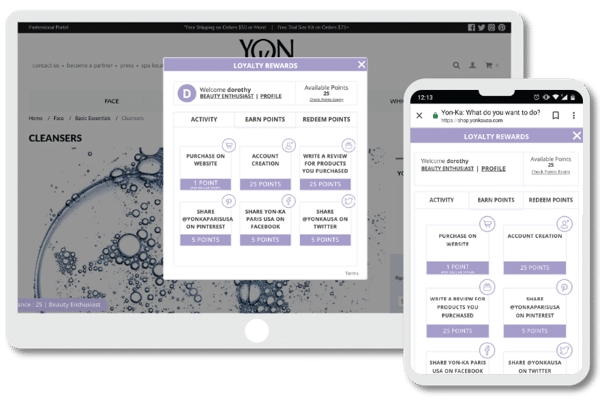 Yon-Ka Paris Increased Revenue By 48 Percent