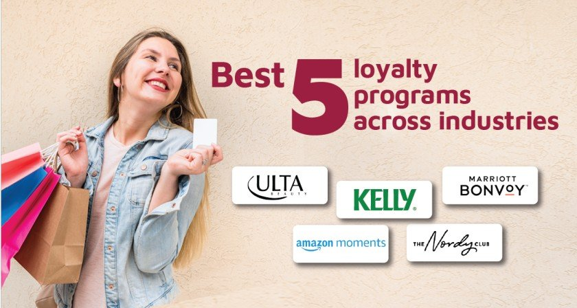 Best 5 loyalty Programs Across Industries