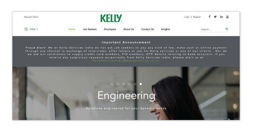 Kelly Service - Kelly Rewards