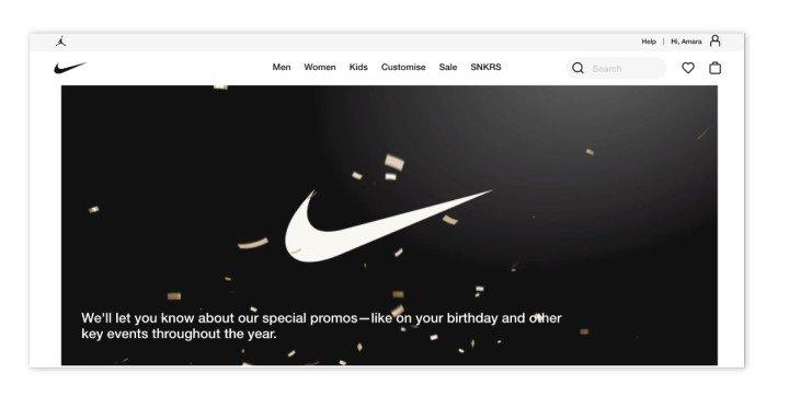 Nike-plus loyalty program