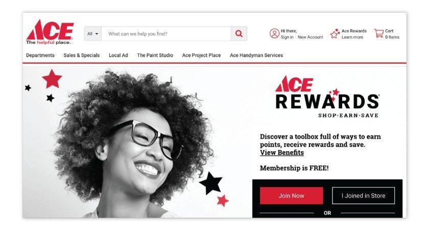 Ace Rewards - Ace Hardware