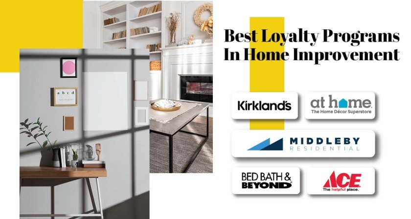 Best loyalty programs in Home Improvement - Zinrelo