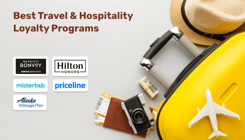Best Travel and Hospitality Loyalty Programs-