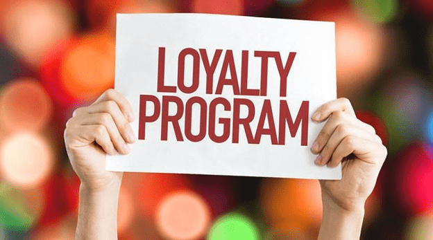 Joining a Restaurant's Loyalty Program